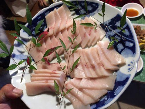 浦村牡蠣食べ放題の他にも海鮮メニューがある